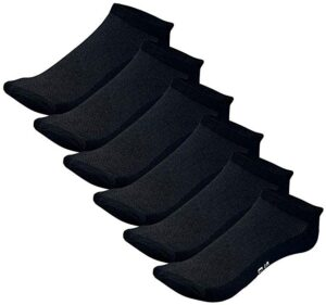 No Show Bamboo Workout Socks