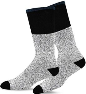 Soxnet Eco Friendly Heavy Weight Recyled Cotton Thermals Boot Socks