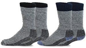 TeeHee Heavyweight Outdoor Wool Thermal Boot Socks
