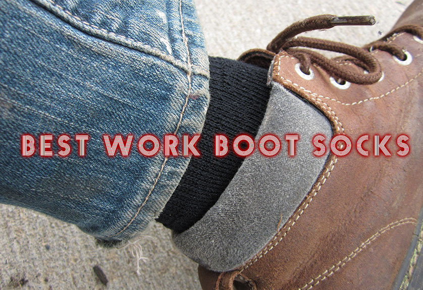 Best Work Boot Socks